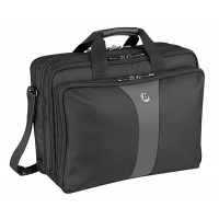 "Torba na laptopa WENGER Legacy, 17"", 420x320x170mm, czarna/szara, Promocje, ~ Nagrody"