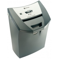 REXEL Easyfeed CC175 shredder, confetti, P-3, 9 sheets, 22l, credit cards, black