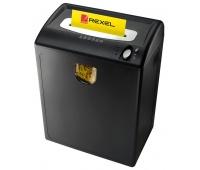 Niszczarka REXEL P180CD, paski, P-2, 11 kart., 35l, karty kredytowe/CD, czarna, Niszczarki, Urządzenia i maszyny biurowe