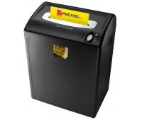 Niszczarka REXEL P185, konfetti, P-4, 22 kart., karty kredytowe, 35l czarna, Niszczarki, Urządzenia i maszyny biurowe