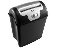 Niszczarka REXEL Promax V65WS, konfetti, P-4, 6 kart., karty kredytowe, 23l, czarna, Niszczarki, Urządzenia i maszyny biurowe