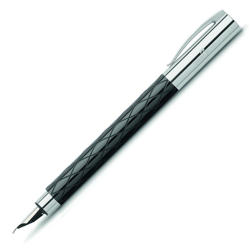 Pióro wieczne Faber-Castell Ambition Rhombus F, Pióra wieczne, Przybory do pisania i korygowania