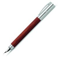 Pióro wieczne Faber-Castell Ambition Pearwood F, Pióra wieczne, Przybory do pisania i korygowania