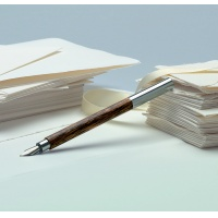Pióro wieczne Faber-Castell Ambition Cocos F, Pióra wieczne, Przybory do pisania i korygowania