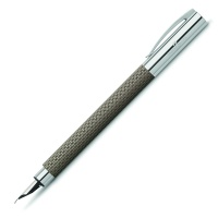Pióro wieczne Faber-Castell Ambition OpArt Black Sand, Pióra wieczne, Przybory do pisania i korygowania