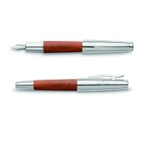 Pióro wieczne Faber-Castell E-Motion Pearwood, Pióra wieczne, Przybory do pisania i korygowania