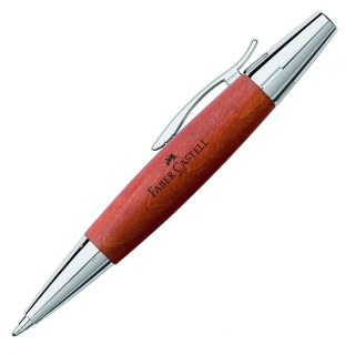 Długopis Faber-Castell E-Motion Pearwood, Długopisy, Przybory do pisania i korygowania