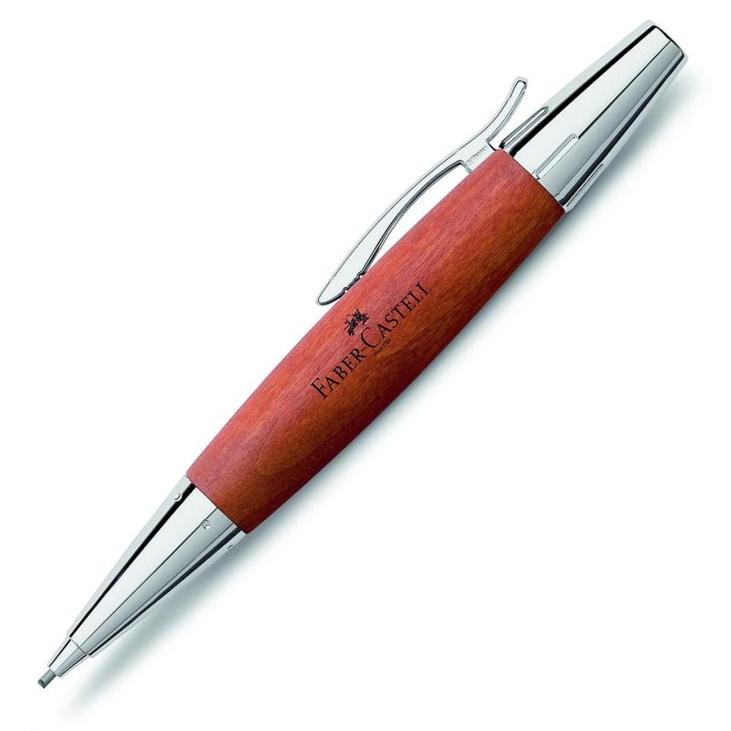 Ołówek Faber-Castell E-Motion Pearwood, Ołówki, Przybory do pisania i korygowania
