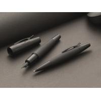 Pióro wieczne Faber-Castell E-Motion Pure Black F, Pióra wieczne, Przybory do pisania i korygowania