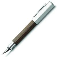 Pióro wieczne Faber-Castell Ondoro Oak Wood F, Pióra wieczne, Przybory do pisania i korygowania