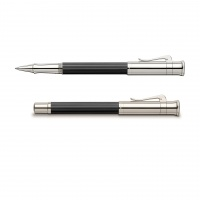 Pióro kulkowe Graf von Faber-Castell Classic Ebony, Pióra kulkowe, Przybory do pisania i korygowania