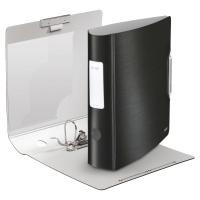 Segregator Leitz 180° Active Style, 75mm, czarny, Segregatory, Archiwizacja dokumentów