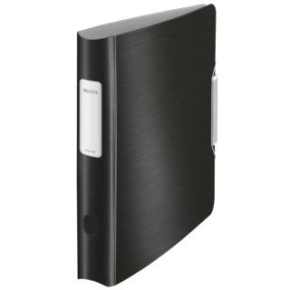 Segregator Leitz 180° Active Style, 50mm, czarny, Segregatory, Archiwizacja dokumentów
