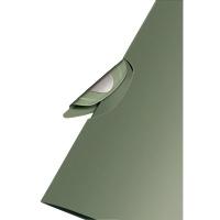 Skoroszyt z klipsem Leitz Style ColorClip Professional, seledynowy, Skoroszyty, Archiwizacja dokumentów
