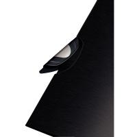 Skoroszyt z klipsem Leitz Style ColorClip Professional, czarny, Skoroszyty, Archiwizacja dokumentów