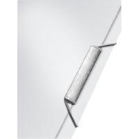 Teczka z gumką Leitz Style, 15 mm, biały, Teczki, Archiwizacja dokumentów