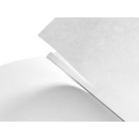 Notatnik w twardej oprawie Leitz Style A5, w kratkę, biały, Notatniki, Zeszyty i bloki