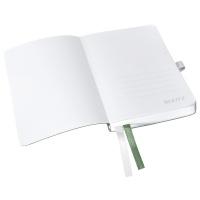 Notatnik w miękkiej oprawie Leitz Style A6, w kratkę, seledynowy, Notatniki, Zeszyty i bloki