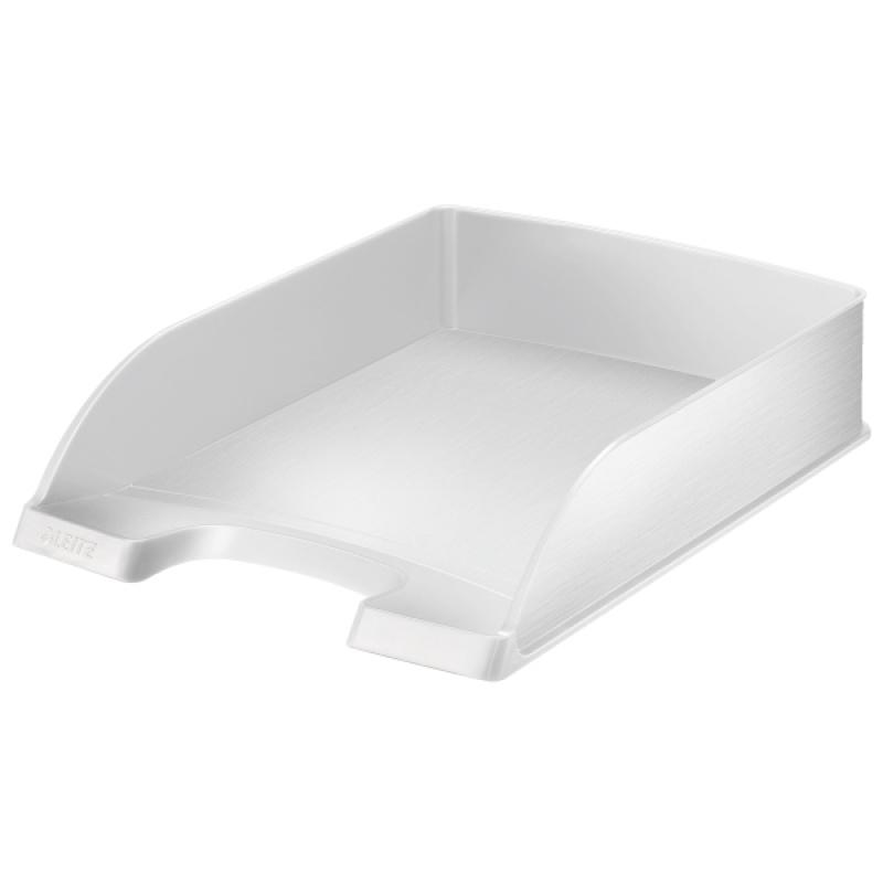 Półka na dokumenty Leitz Style, biały, Szufladki na biurko, Drobne akcesoria biurowe
