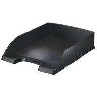 Półka na dokumenty Leitz Style, czarny, Szufladki na biurko, Drobne akcesoria biurowe