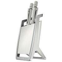Kubek na długopisy Leitz Style, biały, Przyborniki na biurko, Drobne akcesoria biurowe