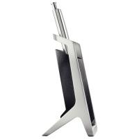 Kubek na długopisy Leitz Style, czarny, Przyborniki na biurko, Drobne akcesoria biurowe