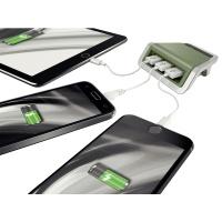 Ładowarka Leitz Style na 3 porty USB, Ładowarki, Urządzenia i maszyny biurowe