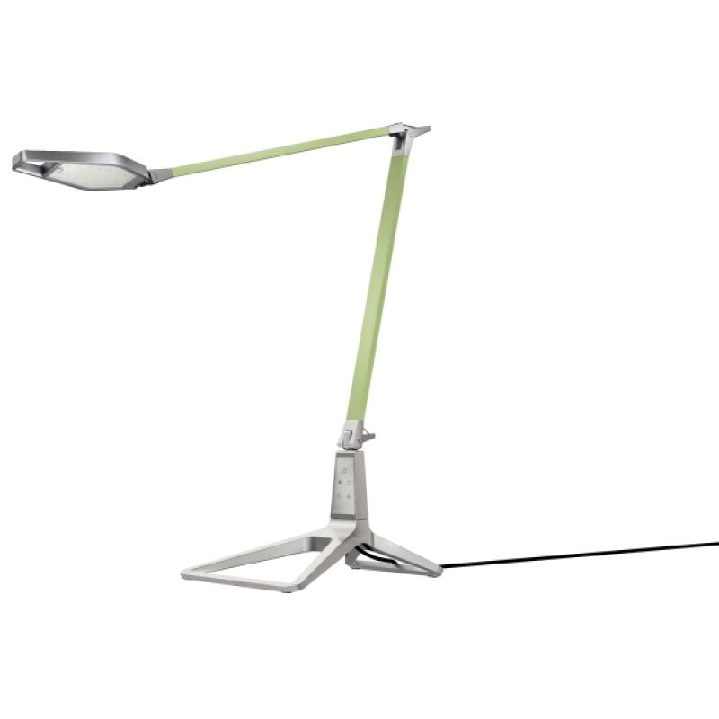 Lampka na biurko Leitz Style Smart LED, seledynowa, Lampki, Urządzenia i maszyny biurowe