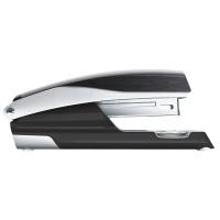 Zszywacz średni metalowy Leitz Style, 10 lat gwarancji, 30 kartek, czarny, Zszywacze, Drobne akcesoria biurowe
