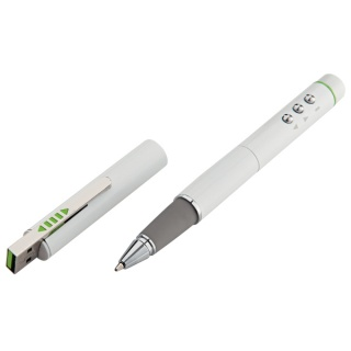 Długopis Leitz Complete 4 w 1 Pro Presenter Stylus, Długopisy, Artykuły do pisania i korygowania