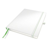 Notatnik Leitz Complete A4, w kratkę, biały, Notatniki, Zeszyty i bloki