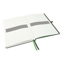 Notatnik Leitz Complete A4, w kratkę, czarny, Notatniki, Zeszyty i bloki