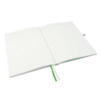 Notatnik Leitz Complete A4, w linię, biały, Notatniki, Zeszyty i bloki