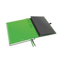 Notatnik Leitz Complete w rozmiarze iPad, w linie, czarny, Notatniki, Zeszyty i bloki