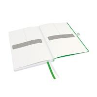 Notatnik Leitz Complete A5, w kratkę, biały, Notatniki, Zeszyty i bloki