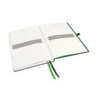 Notatnik Leitz Complete A5, w kratkę, czarny, Notatniki, Zeszyty i bloki