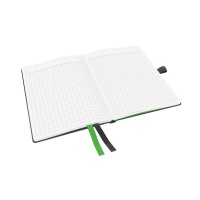 Notatnik Leitz Complete A6, w kratkę, czarny, Notatniki, Zeszyty i bloki