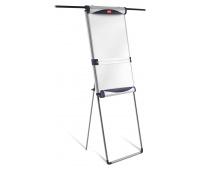 Flipchart na stojaku Nobo Classic (Piranha), 70x100cm, tablica suchoś. -magn., z wyciąganymi ramionami, Flipcharty, Prezentacja