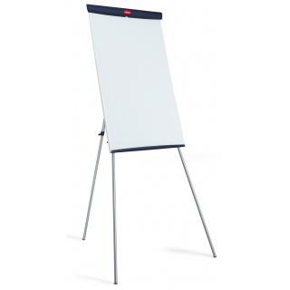 Flipchart na trójnogu NOBO Basic (Barrakuda/Nautile), 75x100cm, tablica niemagnetyczna, Flipcharty, Prezentacja