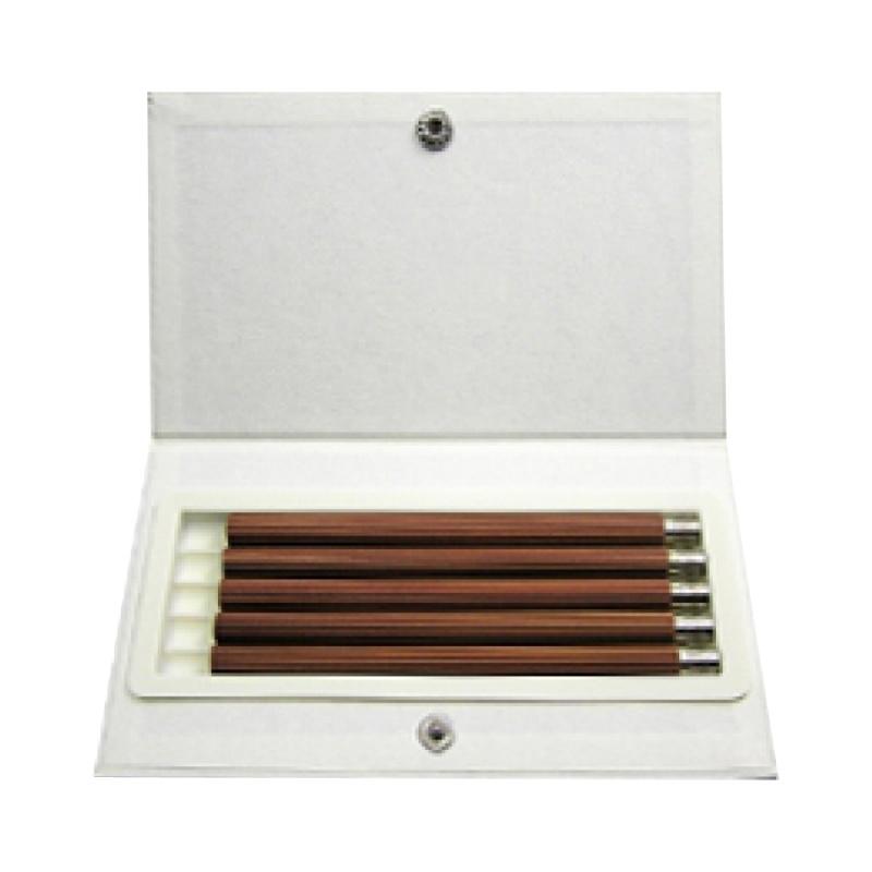 Zapasowe ołówki do ołówka Perfect Brown, Ołówki, Artykuły do pisania i korygowania