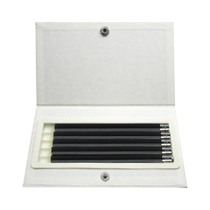 Zapasowe ołówki do ołówka Perfect Black, Ołówki, Artykuły do pisania i korygowania