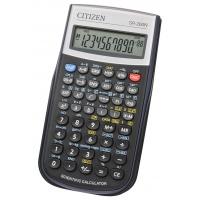 Kalkulator naukowy CITIZEN SR-260N, 10-cyfrowy, 154x80mm, etui, czarny, Kalkulatory, Urządzenia i maszyny biurowe