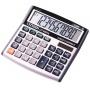 Kalkulator biurowy CITIZEN CT-500VII, 10-cyfrowy, 136x134mm, szary, Kalkulatory, Urządzenia i maszyny biurowe