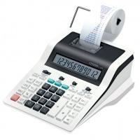 Kalkulator drukujący CITIZEN CX-121N, 12-cyfrowy, 269x194mm, czarno-biały, Kalkulatory, Urządzenia i maszyny biurowe