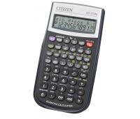 Scientific calculator, CITIZEN SR-270N, 12-digit, 154x80mm, case, black