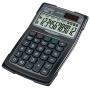 Kalkulator wodoodporny CITIZEN WR-3000, 152x105mm, czarny, Kalkulatory, Urządzenia i maszyny biurowe