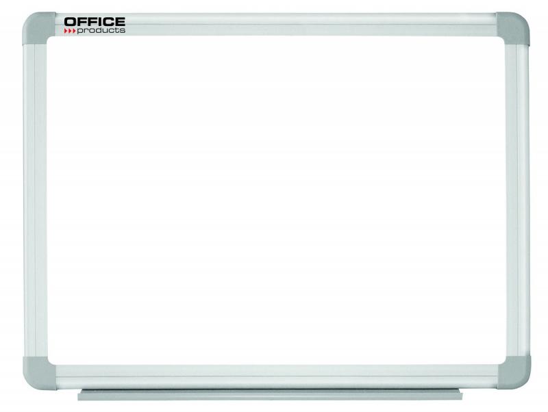 Tablica suchoś. -magn. OFFICE PRODUCTS, 90x60cm, lakierowana, rama alu., Tablice suchościeralne, Prezentacja