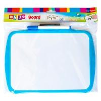 Tablica suchościerlana KEYROAD, dla dzieci, z markerem, 25x18cm, mix kolorów, Plastyka, Artykuły szkolne