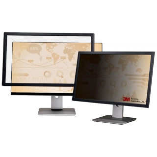 """Ramkowy filtr prywatyzujący 3M™ (PF317), do monitorów, 5:4, 17"""", czarny, Filtry, Akcesoria komputerowe"""