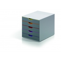 Varicolor 5 szuflad, Akcesoria na biurko, Organizacja na biurku
